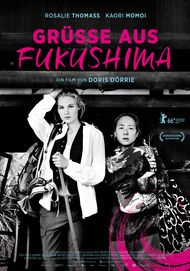 "Movie poster for ""Fukushima mon amour"""