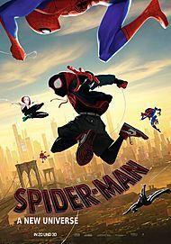 """Filmplakat für """"Spider-Man: A New Universe"""""""