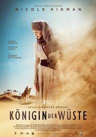 """Filmplakat für """"Königin der Wüste"""""""