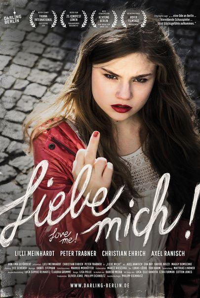 """Filmplakat für """"Liebe mich!"""""""