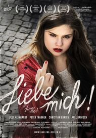 "Movie poster for ""Liebe mich!"""