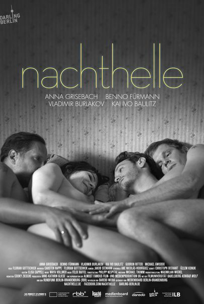 """Filmplakat für """"Nachthelle"""""""
