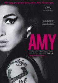 """Filmplakat für """"AMY"""""""