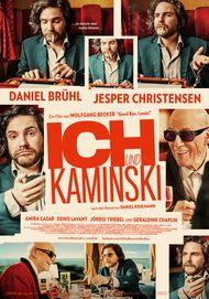 """Filmplakat für """"Ich und Kaminski"""""""