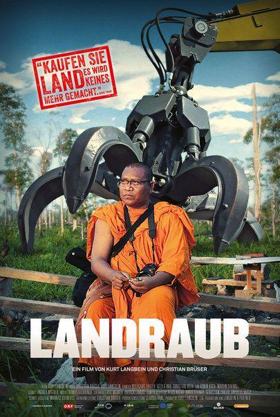 """Filmplakat für """"Landraub"""""""