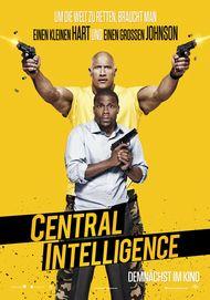 """Filmplakat für """"Central Intelligence"""""""