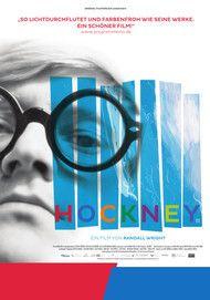 """Filmplakat für """"HOCKNEY"""""""