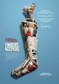 "Movie poster for ""FINDERS KEEPERS"""