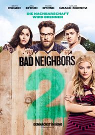 "Filmplakat für ""Bad Neighbors 2"""