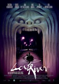 "Movie poster for ""LOST RIVER"""