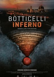 """Movie poster for """"BOTTICELLI, INFERNO"""""""