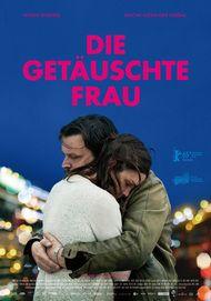 """Filmplakat für """"Die getäuschte Frau"""""""