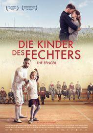 "Filmplakat für ""Die Kinder des Fechters"""