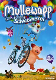 """Filmplakat für """"Mullewapp"""""""