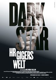 "Movie poster for ""Dark Star - HR Gigers Welt - AUSTRIA"""
