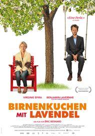 """Filmplakat für """"Birnenkuchen mit Lavendel"""""""