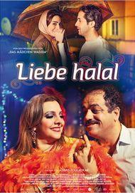 """Filmplakat für """"Liebe Halal"""""""