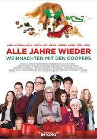 """Filmplakat für """"Alle Jahre wieder - Weihnachten mit den Coopers"""""""