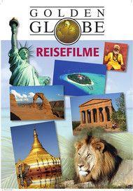 """Filmplakat für """"Reisefilm-Reihe Golden Globe"""""""