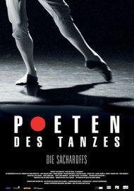 """Filmplakat für """"Poeten des Tanzes - Die Sacharoffs"""""""