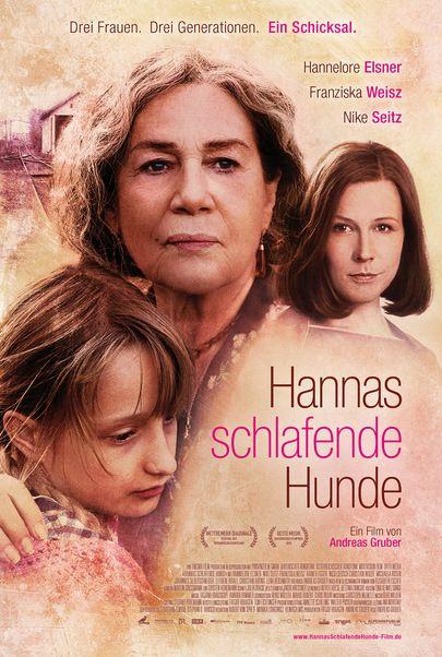 """Filmplakat für """"Hannas schlafende Hunde"""""""