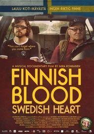 """Filmplakat für """"Finnisches Blut"""""""
