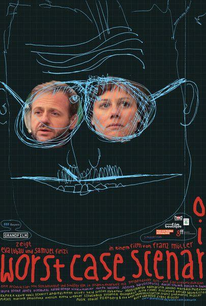 """Filmplakat für """"Worst Case Scenario"""""""