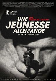"""Filmplakat für """"UNE JEUNESSE ALLEMANDE"""""""