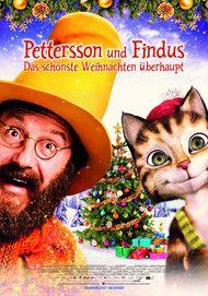 """Filmplakat für """"Peddersen Og Findus - Den Bedste Jul Nogensinde"""""""
