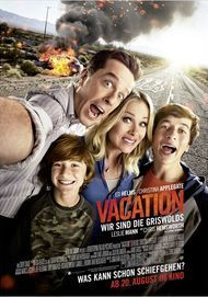 "Filmplakat für ""VACATION"""
