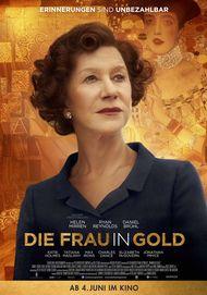 """Filmplakat für """"Die Frau in Gold"""""""