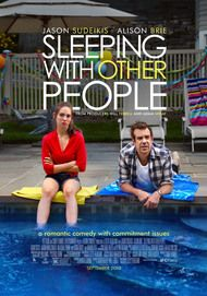 "Movie poster for ""SLEEPING WITH OTHER PEOPLE"""