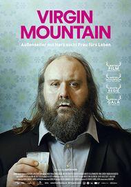 "Filmplakat für ""Virgin Mountain"""