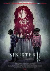 """Filmplakat für """"SINISTER 2"""""""