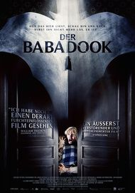 "Movie poster for ""THE BABADOOK"""