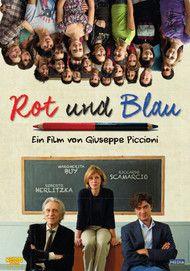 """Filmplakat für """"Rot und Blau"""""""