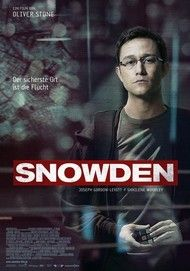 "Movie poster for ""Snowden"""