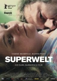 "Movie poster for ""Superwelt - AUSTRIA"""