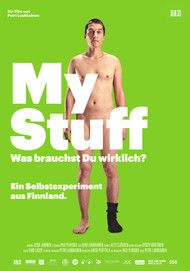 "Movie poster for ""My Stuff"""