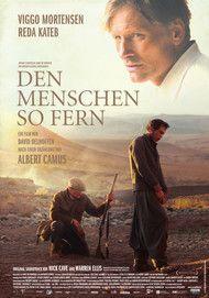 """Filmplakat für """"Den Menschen so fern"""""""