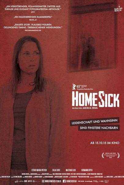 """Filmplakat für """"HomeSick"""""""