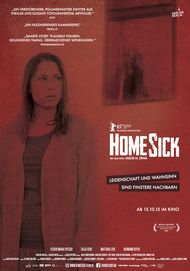 "Movie poster for ""HomeSick"""