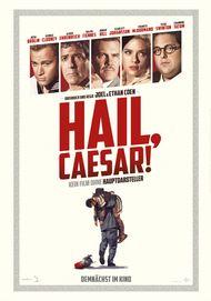 """Filmplakat für """"Hail, Caesar!"""""""