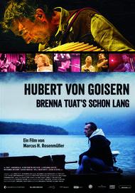 """Filmplakat für """"Hubert von Goisern - Brenna tuat's schon lang"""""""