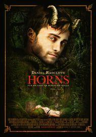 """Filmplakat für """"HORNS"""""""
