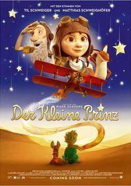 """Filmplakat für """"Der kleine Prinz"""""""