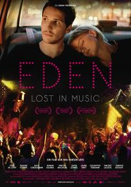 """Movie poster for """"EDEN"""""""