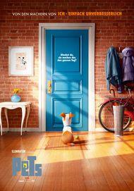 "Filmplakat für ""Pets (3D)"""