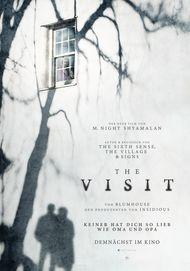 """Filmplakat für """"THE VISIT"""""""