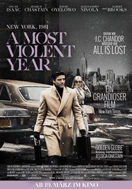 "Filmplakat für ""A MOST VIOLENT YEAR"""